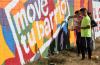 mural de Mové tu barrio