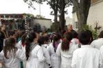Escolares del Municipio d están trabajando con lugares patrimoniales del territorio.