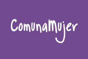 Logo de ComunaMujer