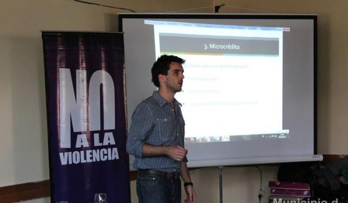 Ec. Ignacio Porto de la OPP