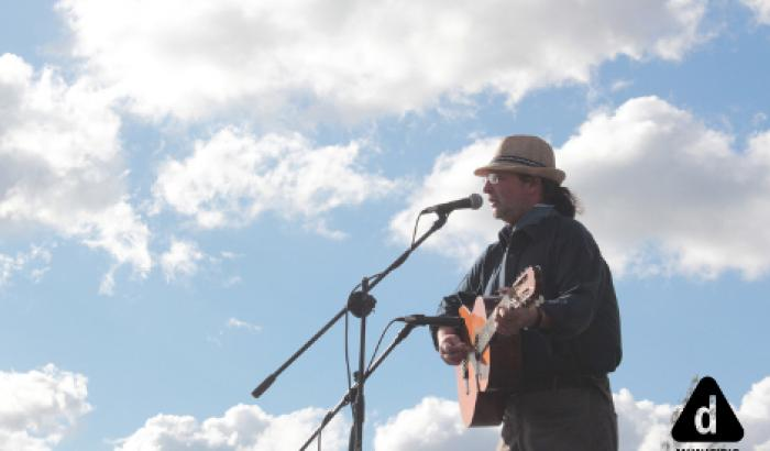 Ricardo Lamadrid en el escenario de Emprende