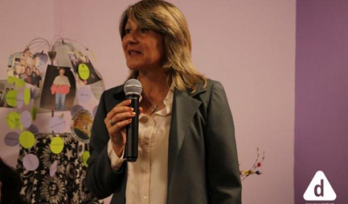 Sandra Nedov, alcaldesa del Municipio d