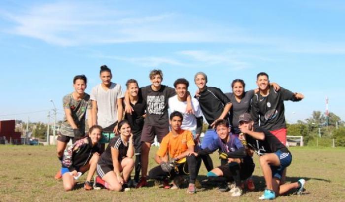 campeonato de fútbol - Mové tu barrio