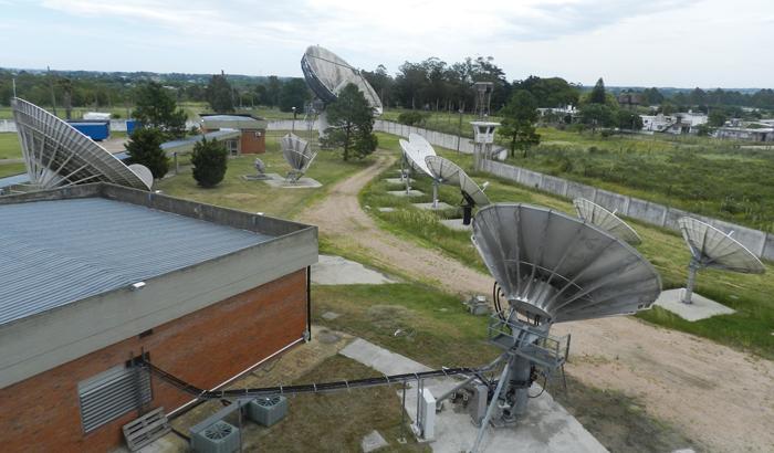 Estación de ANTEL