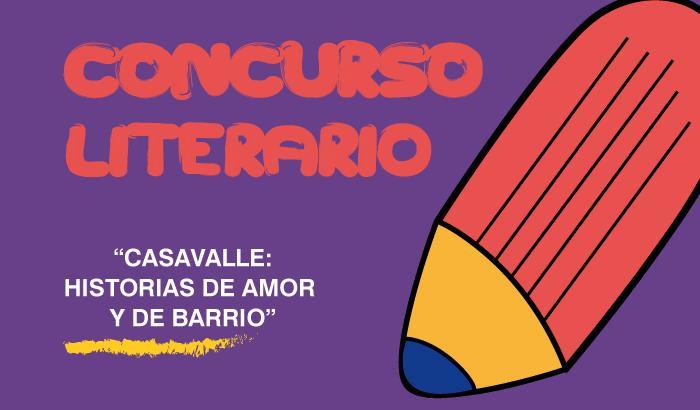 """concurso literario """"Casavalle: historias de amor y de barrio"""""""
