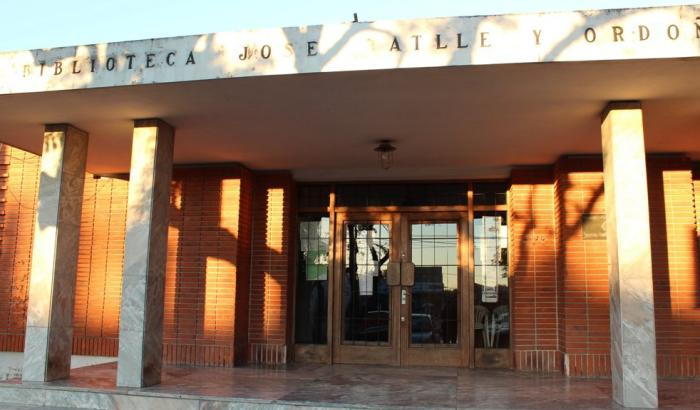 Biblioteca Batlle y Ordóñez