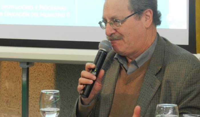 Ricardo Ehrlich, Ministro de Educación y Cultura