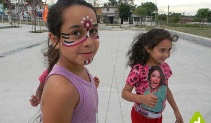 Feria cultural en Casavalle