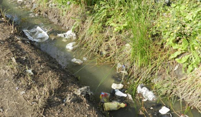 tareas de limpieza en Caravia y Tula