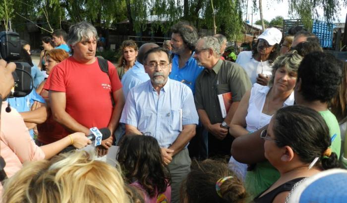 Miguel Mariño, coordinador de las Mesas Locales de Seguridad y Convivencia