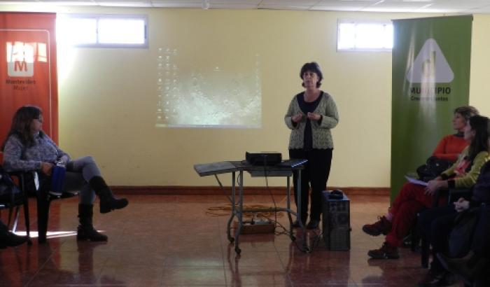 Marisa Linder de la Divisón de Políticas de Género del Ministerio del Interior