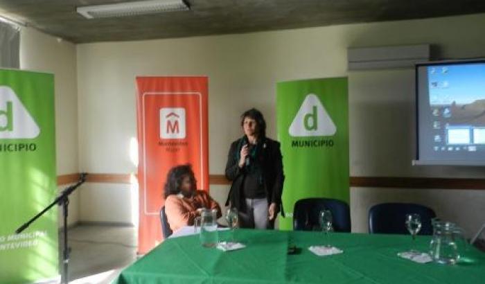 Alcaldesa Sandra Nedov