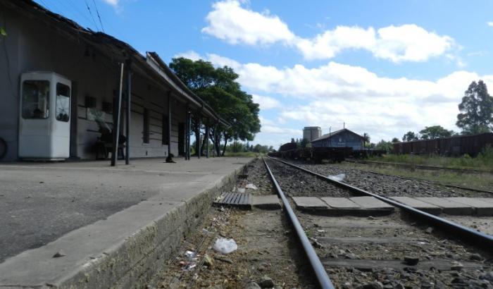 Estación de trenes Manga