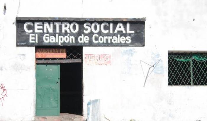 Galpón de Corrales