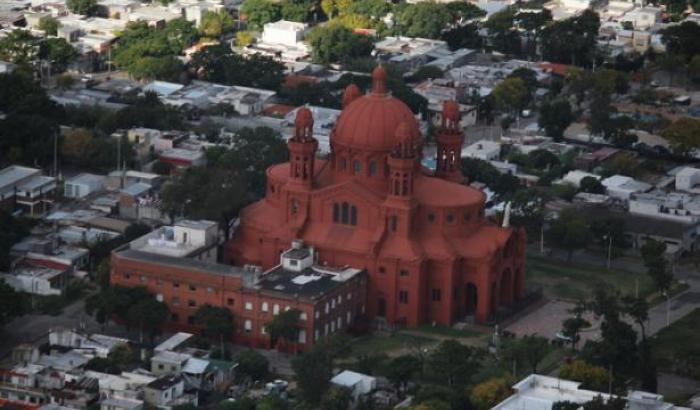 Santuario Nacional del Sagrado Corazón de Jesús conocida como Iglesia del Cerrito