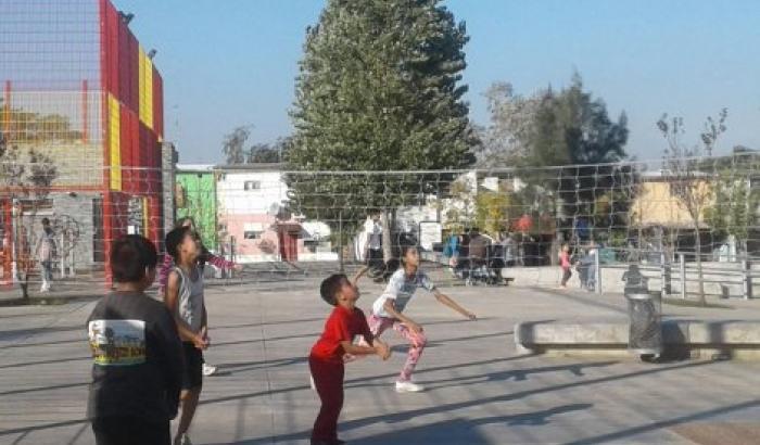 partido de volleybol