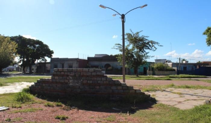 ex plaza de Toros de la Unión