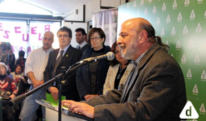 Heber Galli, presidente de BPS