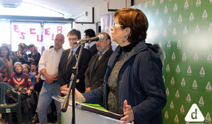 Ministra de Desarrollo Social Mtra. Marina Arismendi