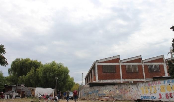 El asentamiento La Manchega