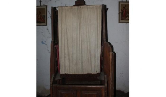 confesionario original