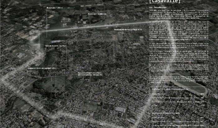 Proyecto de Recuperación e Integración Urbana en la zona de Casavalle