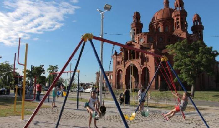 Plaza mirador