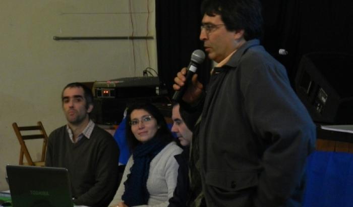 Alcalde interino Álvaro Pedraja