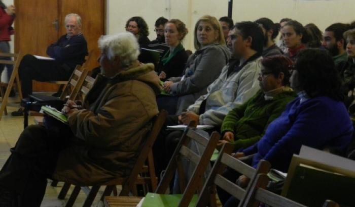 maestros/as, educadores/as y organizaciones de Casavalle
