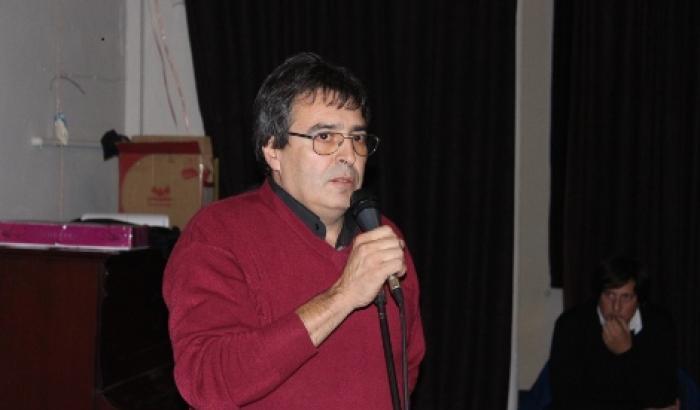 El Alcalde del Municipio d Álvaro Pedraja