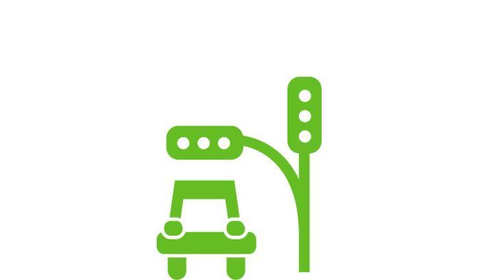 pictograma vialidad